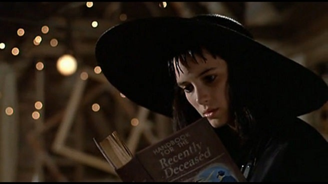 Winona Ryder Would Return For Beetlejuice 2 Says Tim Burton