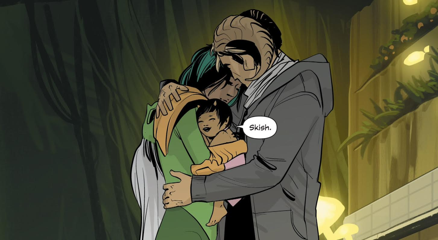 Best Comics of 2014 - Saga