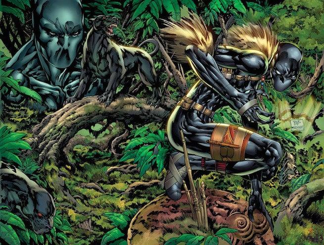 Black Panther 1 2