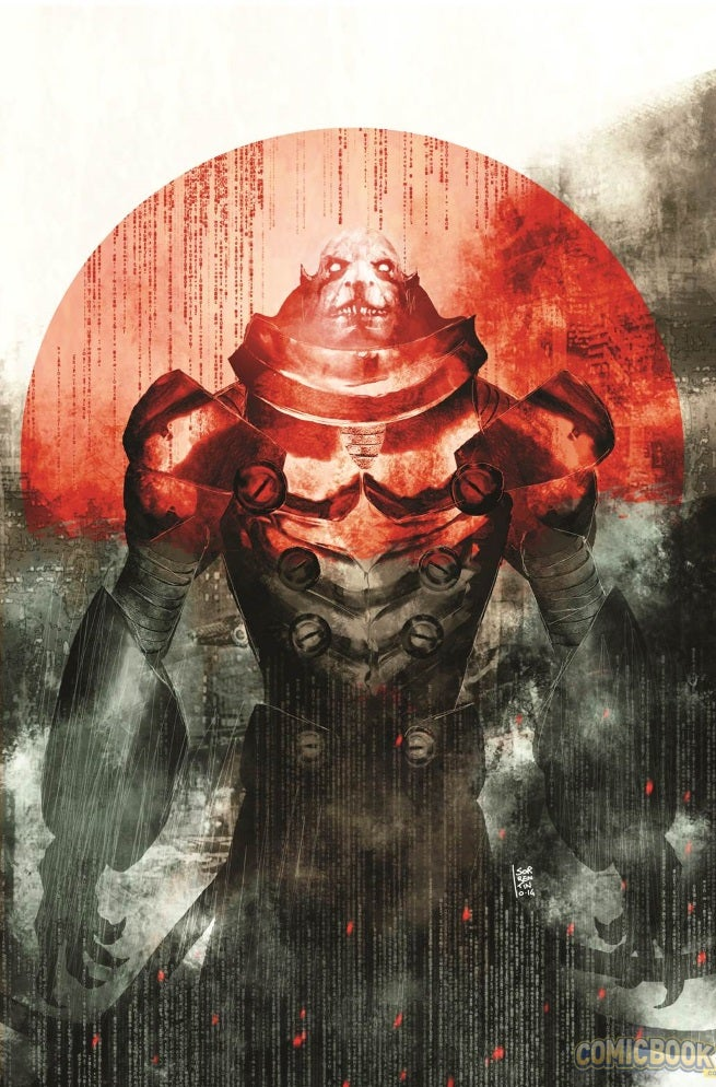 Black Vortex Alpha 1 Cosmically Enhanced Variant Beast