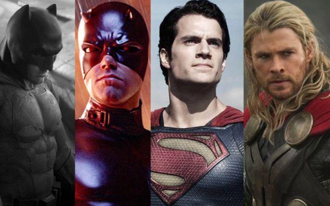 DC Vs. Marvel Crossover