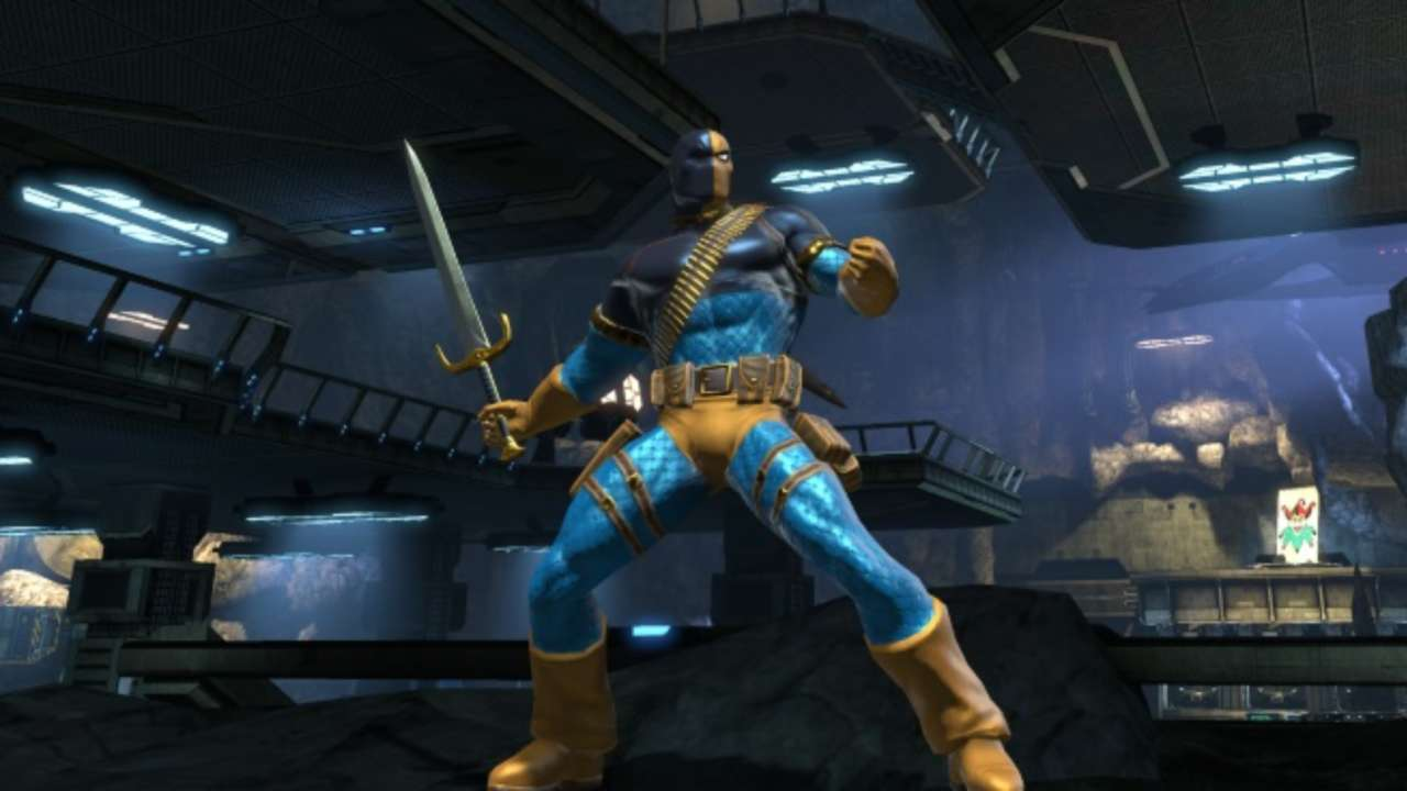 Dc Universe Online Introduces Deathstroke And Pve To Legends Mode