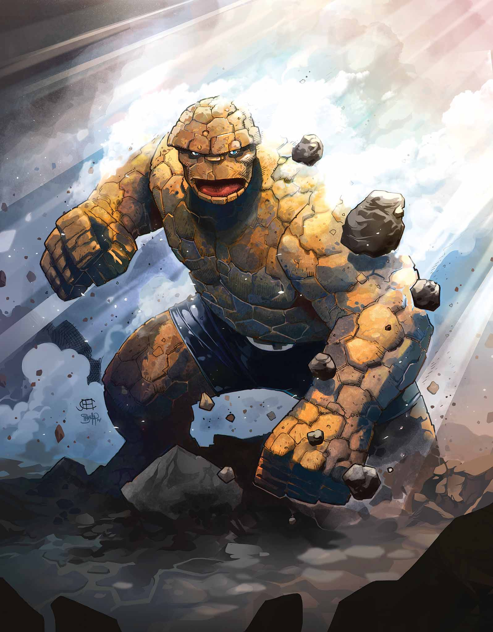 Fantastic Four 642 Cheung Variant