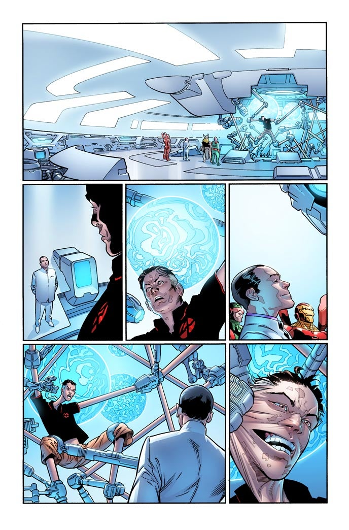Fantastic Four 642 Preview 4