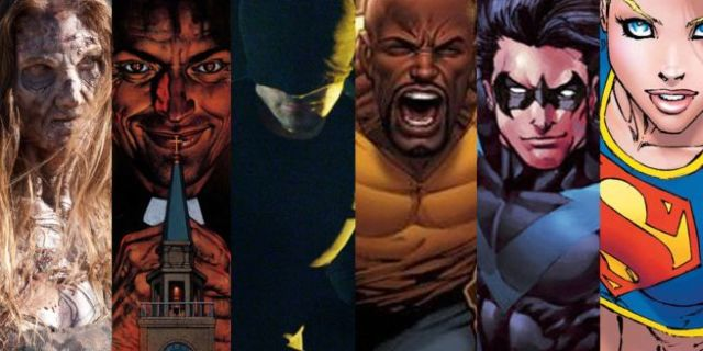 Top Ten Future Comic Book Shows We're Most Excited About
