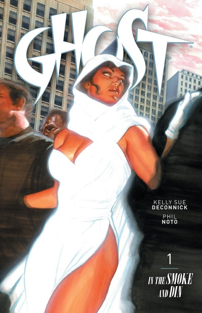 Ghost vol. 3 cover