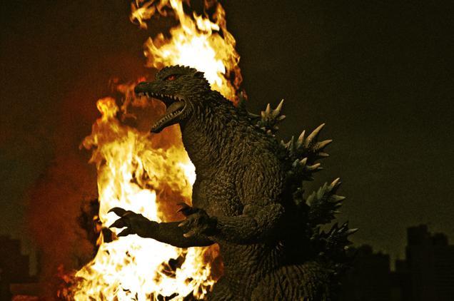 TOHO To Make A New Godzilla Movie