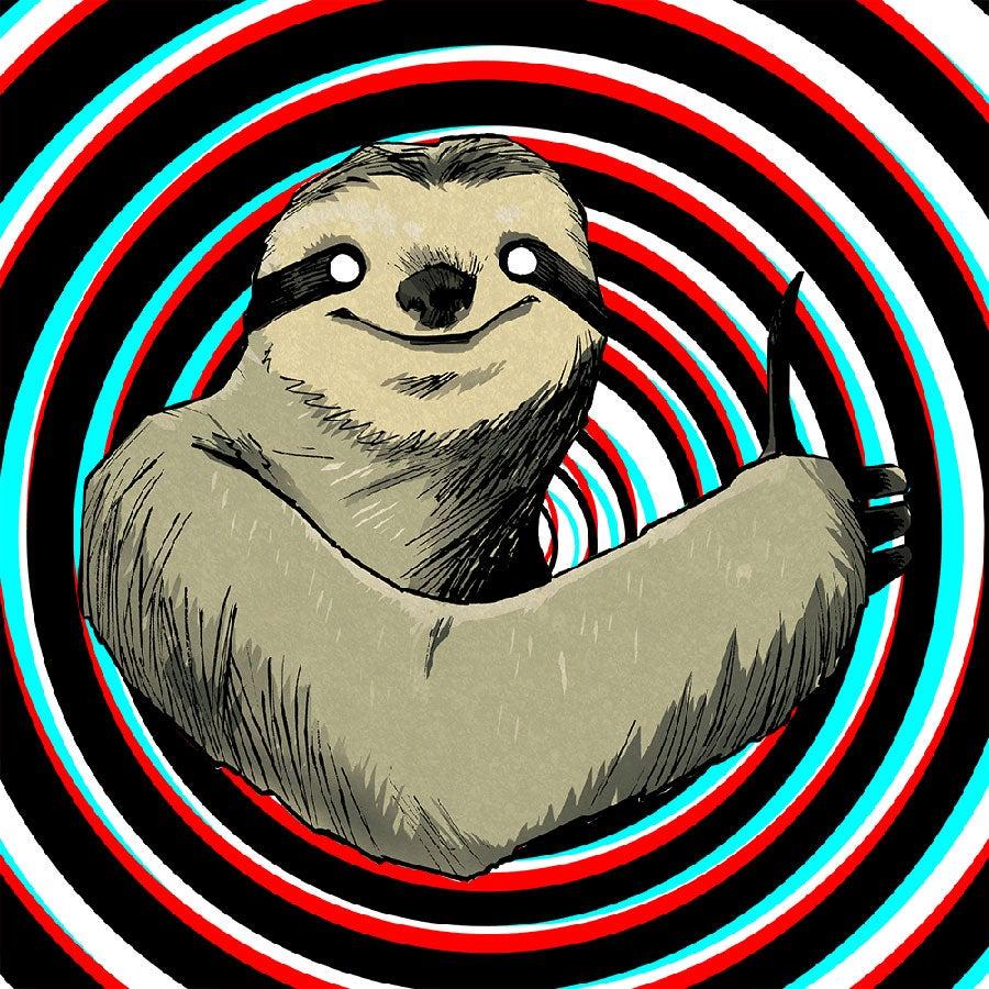 Good Times Sloth