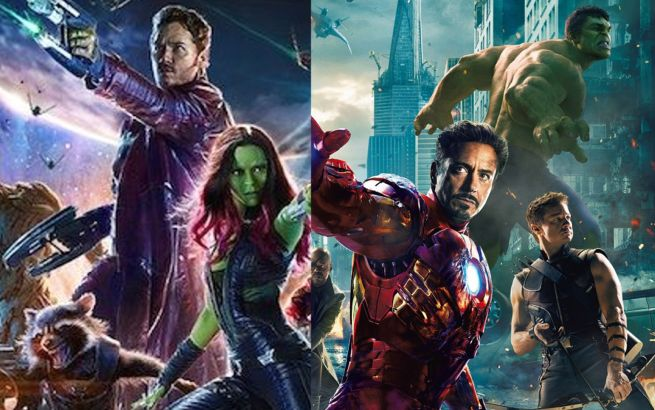 Guardians of the Galaxy Avengers End Credits