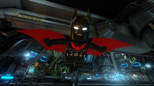 LB3 Batman Beyond Pack Batman Terry McGinnis
