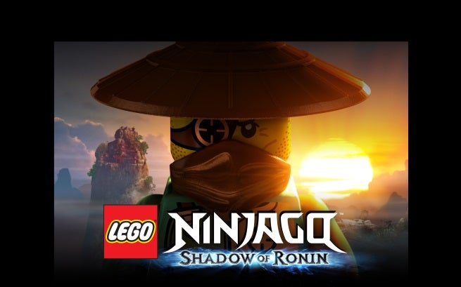 LEGO Ninjago Shadow of Ronin Announce Art
