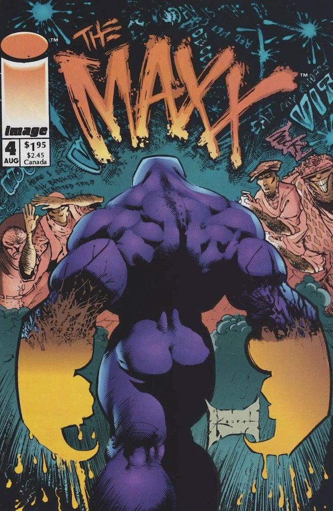 Maxx 4 cover