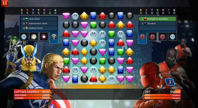 MPQ Game Board PC