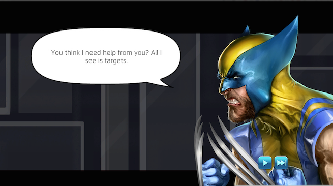 MPQ Wolverine Text PC