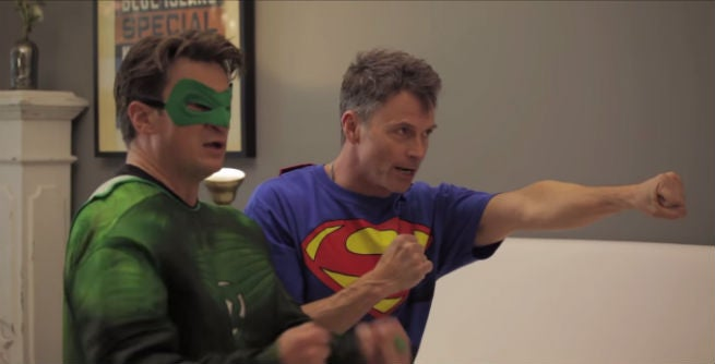 It's Not Too Late To Cast Nathan Fillion as Green Lantern