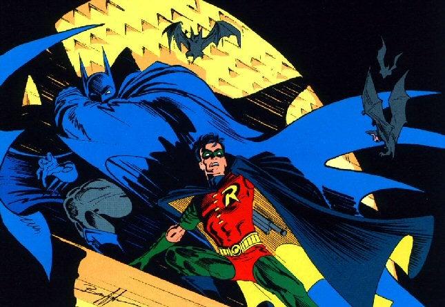 norm breyfogle Batman Gallery pg02