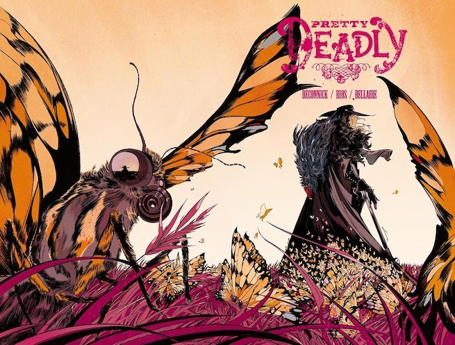 Pretty Deadly cover