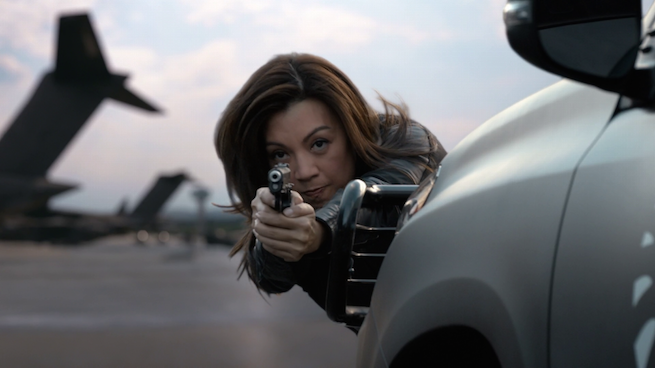 Eight Reasons Why Melinda May Is The Eighth Avenger