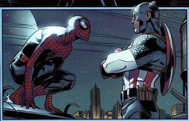 spiderman-america-captain