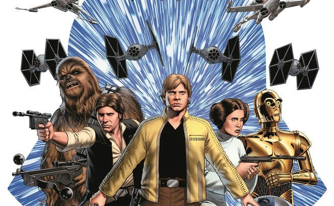 Star Wars 1 Cassaday cov