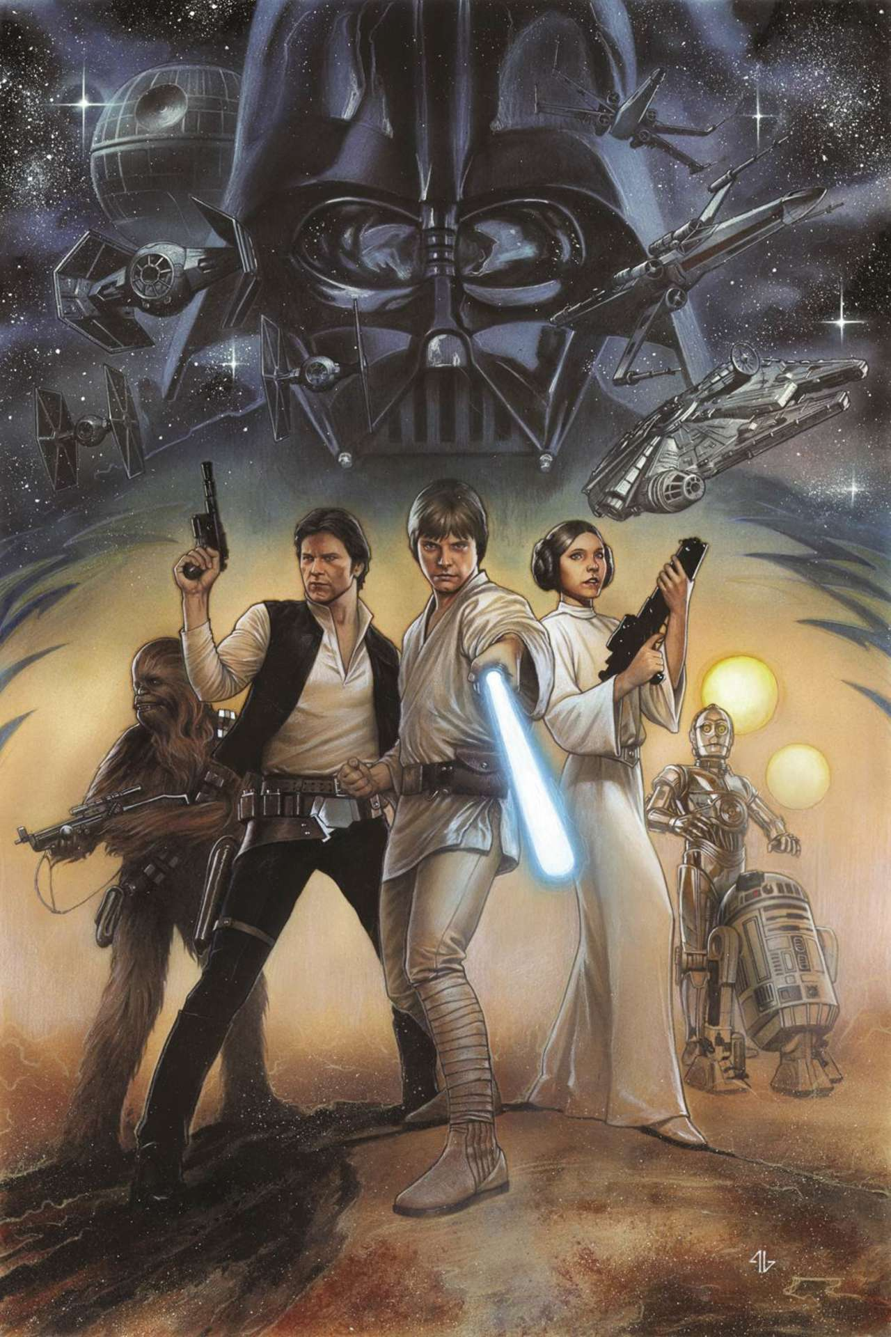 Marvel Announces Remastered Edition Of Original Star Wars Adaptation