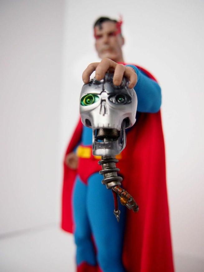 SuperMan Hot Toys 5