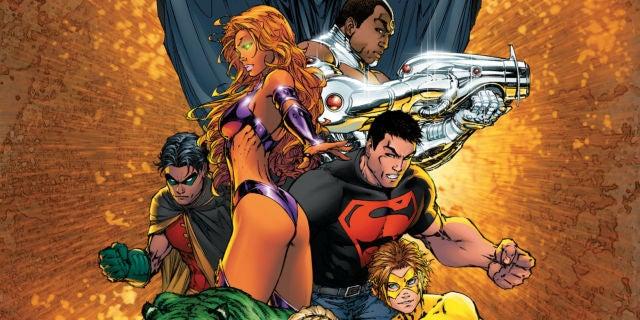 Teen Titans 0001