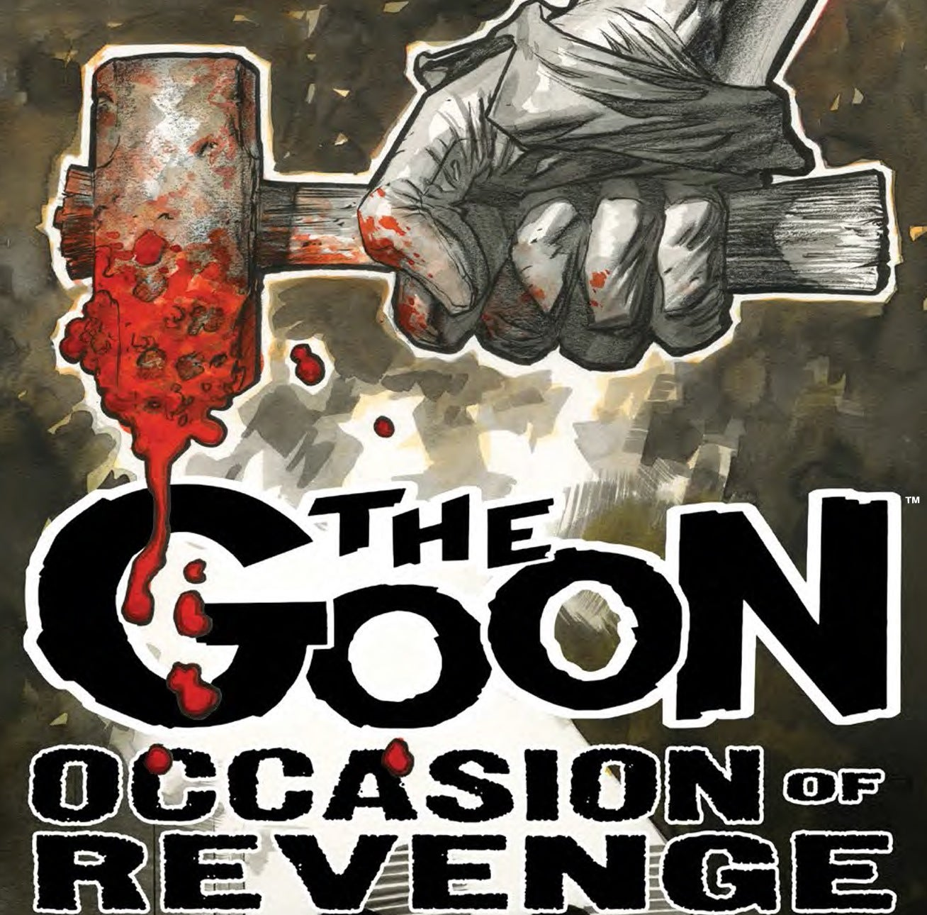 The Goon - Occasion of Revenge 4 - Cover