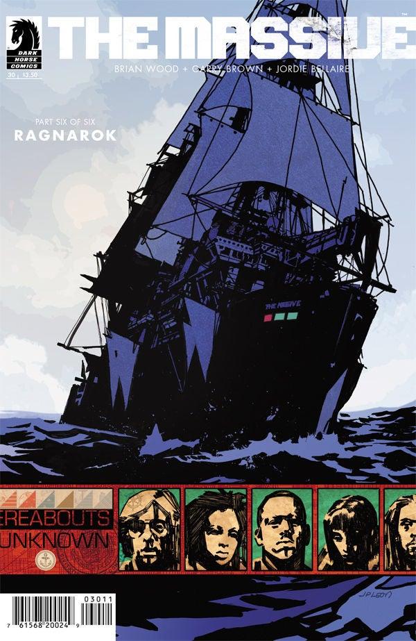 The Massive #30 - Cover