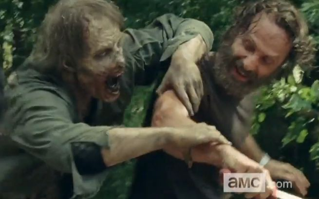 The Walking Dead Sneak Preview February