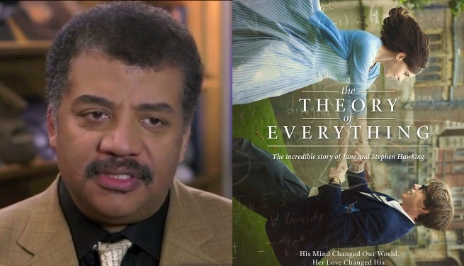 Neil DeGrasse Tyson Talks Stephen Hawking And Science In Pop Culture In New The Theory Of Everything Featurette