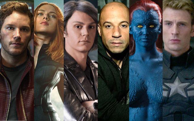 top-comic-book-movie-actors