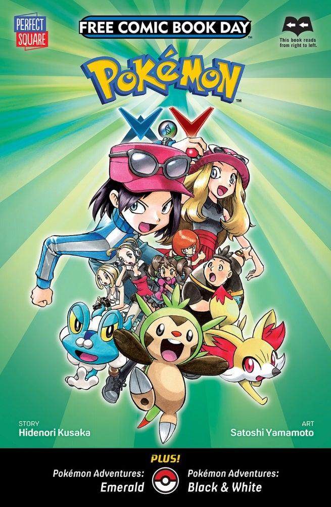VIZ PERFECTSQUARE Pokemon