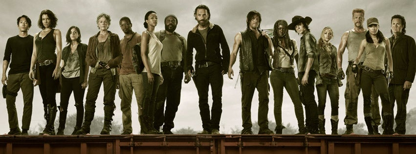 Walking Dead Season 5 Cast