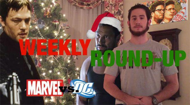 Weekly Roundup 12/26