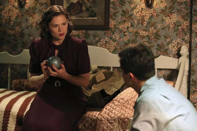 Agent Carter & Howard Stark