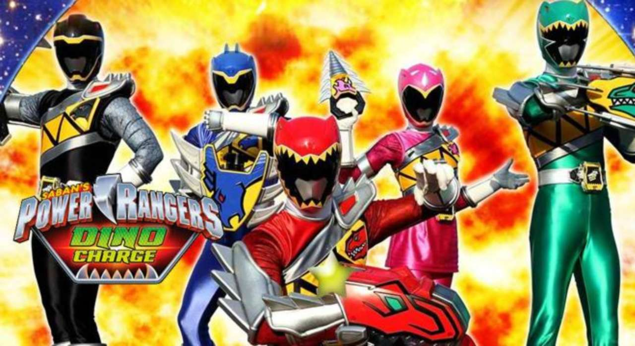 Power Rangers Dino Charge Exclusive Character Reveals