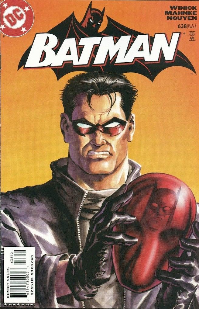 Batman 638 cover