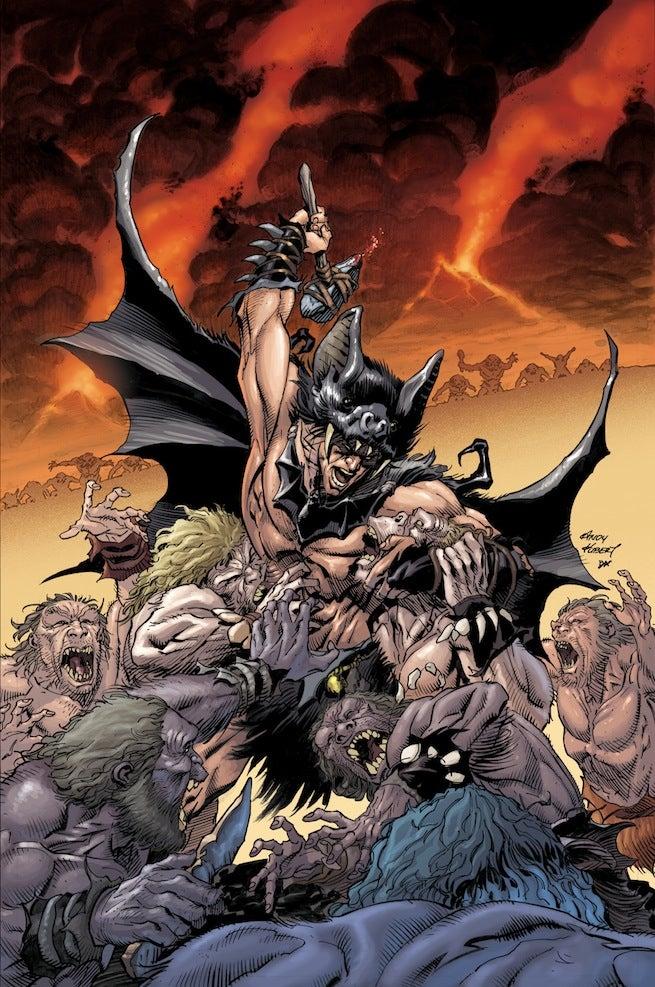 Batman Return of Bruce Wayne cover