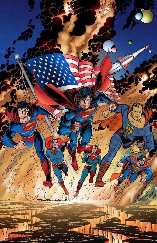 Bogdanove Superman