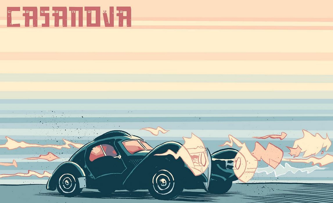 Casanova Acedia - 1