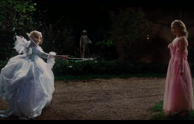 Disney's Cinderella Sneak Peek Trailer Released