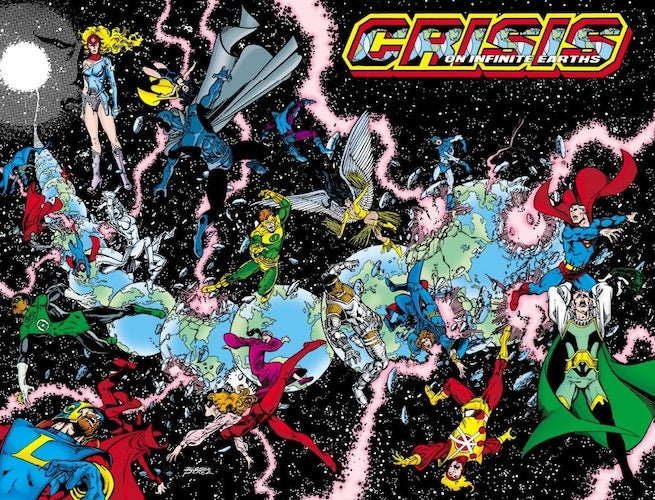 Crisis 1 cover