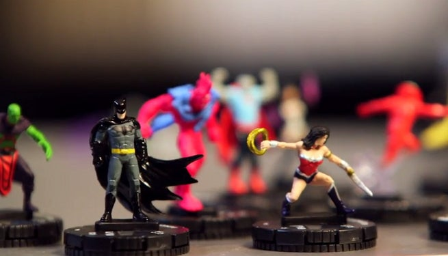DC HeroClix Justice League Trinity War