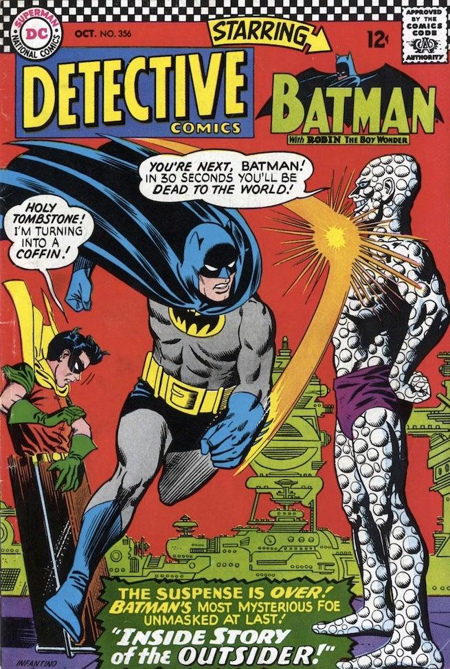 Detective Comics 356 cover