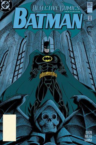 Detective Comics 682 cover