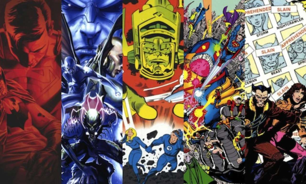 End Of The World As We Know It 7 Notable Comic Book Doomsday Stories