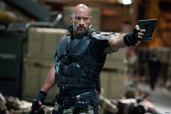 Dwayne Johnson Returning For G.I. Joe 3, D.J. Caruso In Talks To Direct