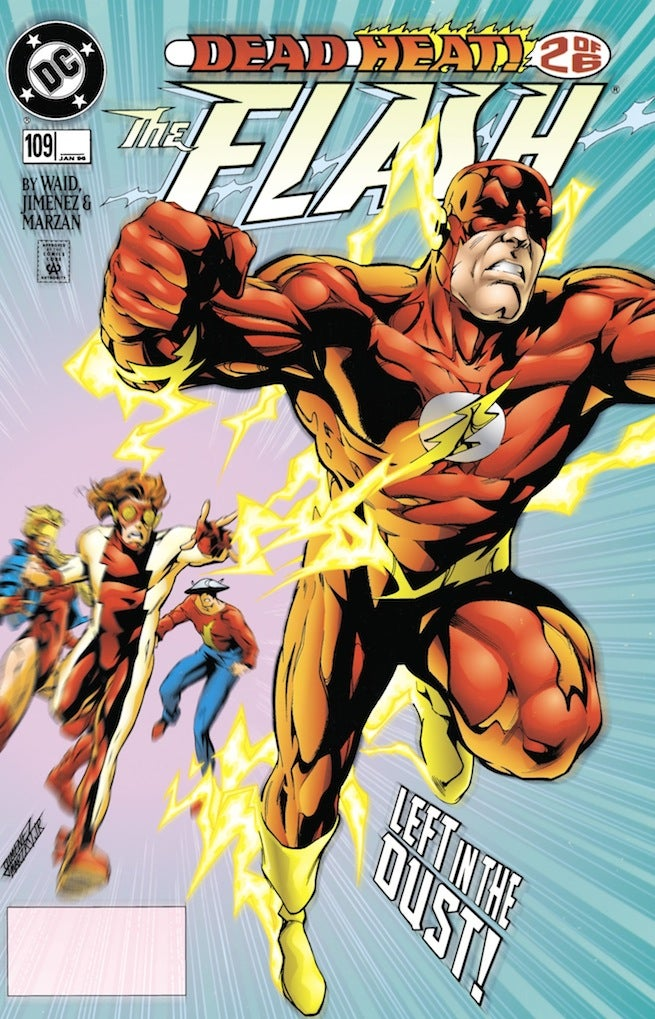 Flash 109 cover