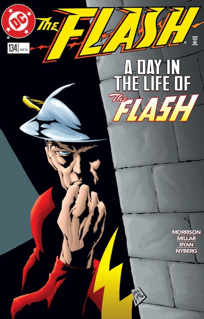 Flash 134 cover